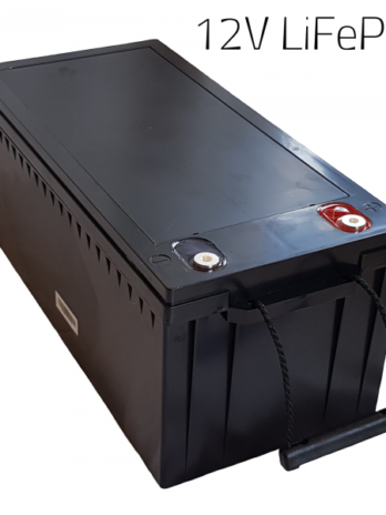 200Ah 12v Lithium Ion 2nd life Battery